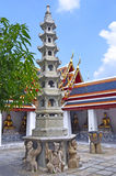 Hof bei Wat Pho Stockbilder