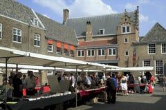 The Hof in dordrecht Stock Images