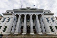 Hof Huis in Albany New York royalty-vrije stock foto