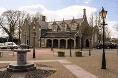 Hof Huis Athy Kildare ierland stock afbeelding