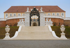 Hof palace in austria Stock Images