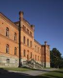Hof van appel in Vaasa finland Stock Afbeeldingen