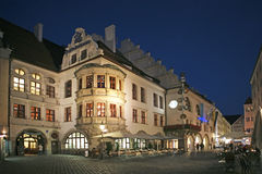 Hofbraeuhaus στο Μόναχο, Βαυαρία Στοκ φωτογραφία με δικαίωμα ελεύθερης χρήσης