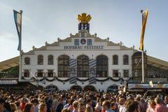 Hofbraeutent in Oktoberfest in München, Duitsland, 2016 Royalty-vrije Stock Afbeeldingen