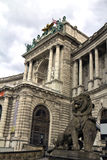 Hofburg Royalty Free Stock Photo