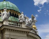 Hofburg foto de archivo
