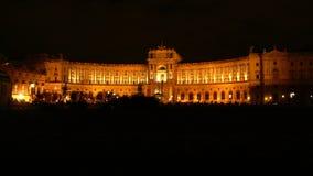 Hofburg Royalty Free Stock Photography