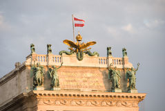 Hofburg Stockfotos