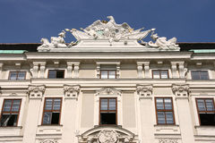 Hofburg stock photo