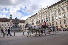 Hofburg Imagens de Stock