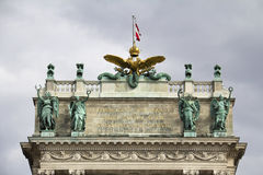 Hofburg Royalty Free Stock Image