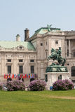 Hofburg Castle. Vienna. Austria Royalty Free Stock Photography