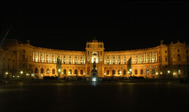 Hofburg Imperial Palace royalty free stock images