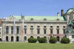 hofburg imperial palace στοκ φωτογραφία με δικαίωμα ελεύθερης χρήσης