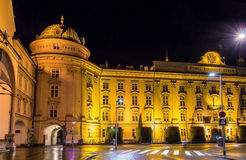 The Hofburg (Imperial Palace) in Innsbruck Stock Image