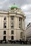 Hofburg Imperial palace. In Vienna, Austria Royalty Free Stock Photo