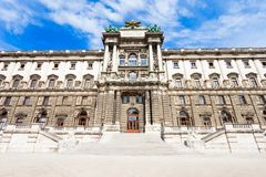 Hofburg imperial palace, Vienna royalty free stock images