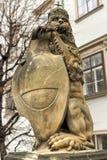 Hofburg pałac podwórze - Wiedeń, Austria obrazy stock