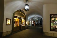 Hofburg pałac Wiedeń Obraz Royalty Free