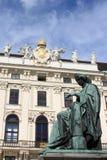 Hofburg Palace courtyard in Vienna Stock Image
