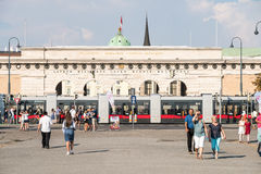 Hofburg Palace Gate In Vienna Royalty Free Stock Images
