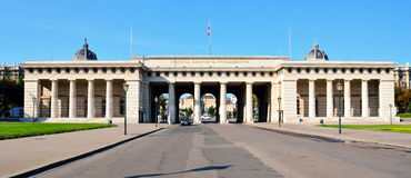 Hofburg Palace Gate In Vienna. Stock Photo