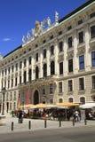Hofburg Palace Stock Image