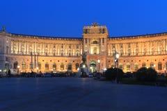 Hofburg Palace Royalty Free Stock Photo