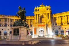 Hofburg Palace Royalty Free Stock Photos