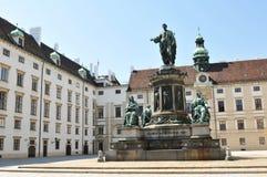 Hofburg Palace, Vienna stock photos