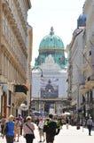 Hofburg Palace, Vienna Stock Photography