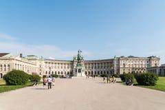 Hofburg Palace In Vienna Royalty Free Stock Image