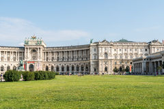 Hofburg Palace In Vienna Stock Photography