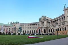 Hofburg Palace, Vienna, Austria Royalty Free Stock Photos