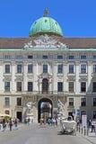 Hofburg Palace Vienna Royalty Free Stock Photo