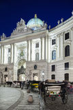 Hofburg palace in Vienna, Austria Royalty Free Stock Images