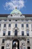 Hofburg palace in Vienna, Austria Stock Image
