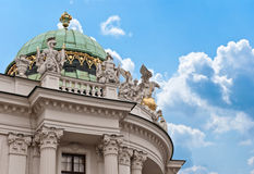 Hofburg palace, Vienna, Austria Royalty Free Stock Photo