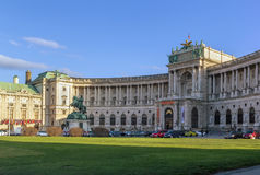 Hofburg Palace, Vienna Stock Photos