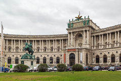 Hofburg Palace, Vienna Royalty Free Stock Photos