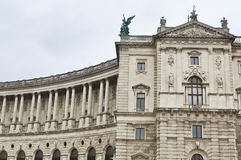 Hofburg palace in Vienna. Stock Image