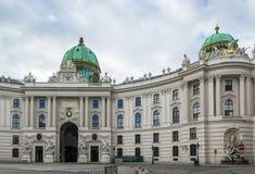 Hofburg Palace, Vienna Royalty Free Stock Photos