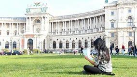 Hofburg Palace Stock Photography