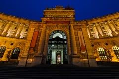 Hofburg-Palast Wien Stockfotos