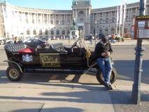 Hofburg Royal Palace, Vienna immagini stock libere da diritti