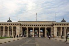 Hofburg slottport i Wien Royaltyfri Foto