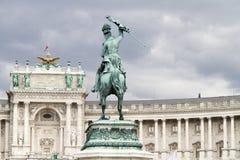 Hofburg Royalty Free Stock Image