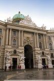 Hofburg, Viena Foto de Stock Royalty Free