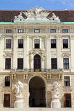 Hofburg, Viena imagens de stock