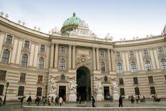 hofburg Vienna Obraz Royalty Free